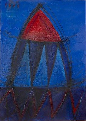 2003 / 50x70 - Brána